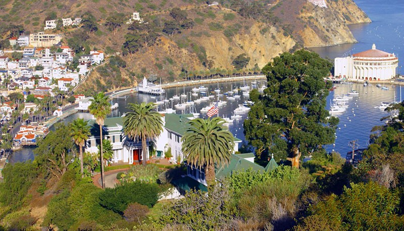The Inn at Mount Ada, Catalina Island