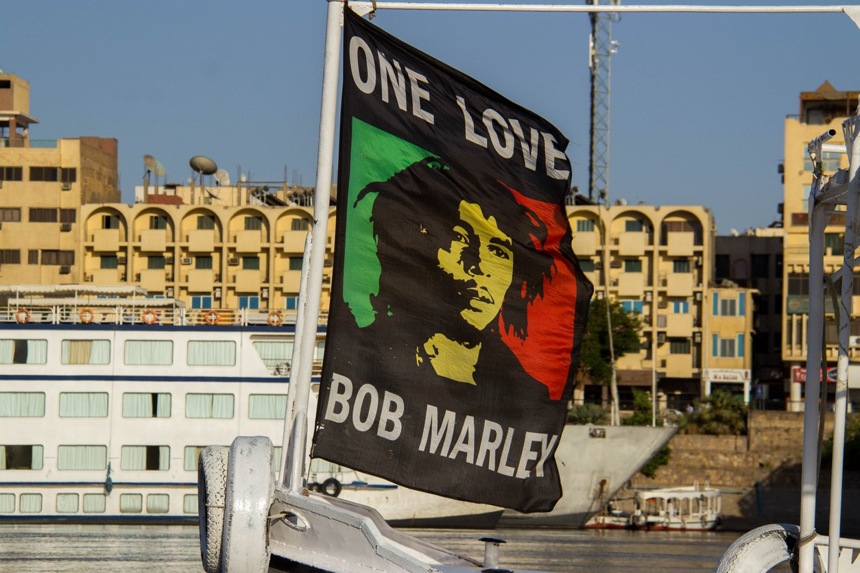 Bob Marley and reggae music in Jamaica