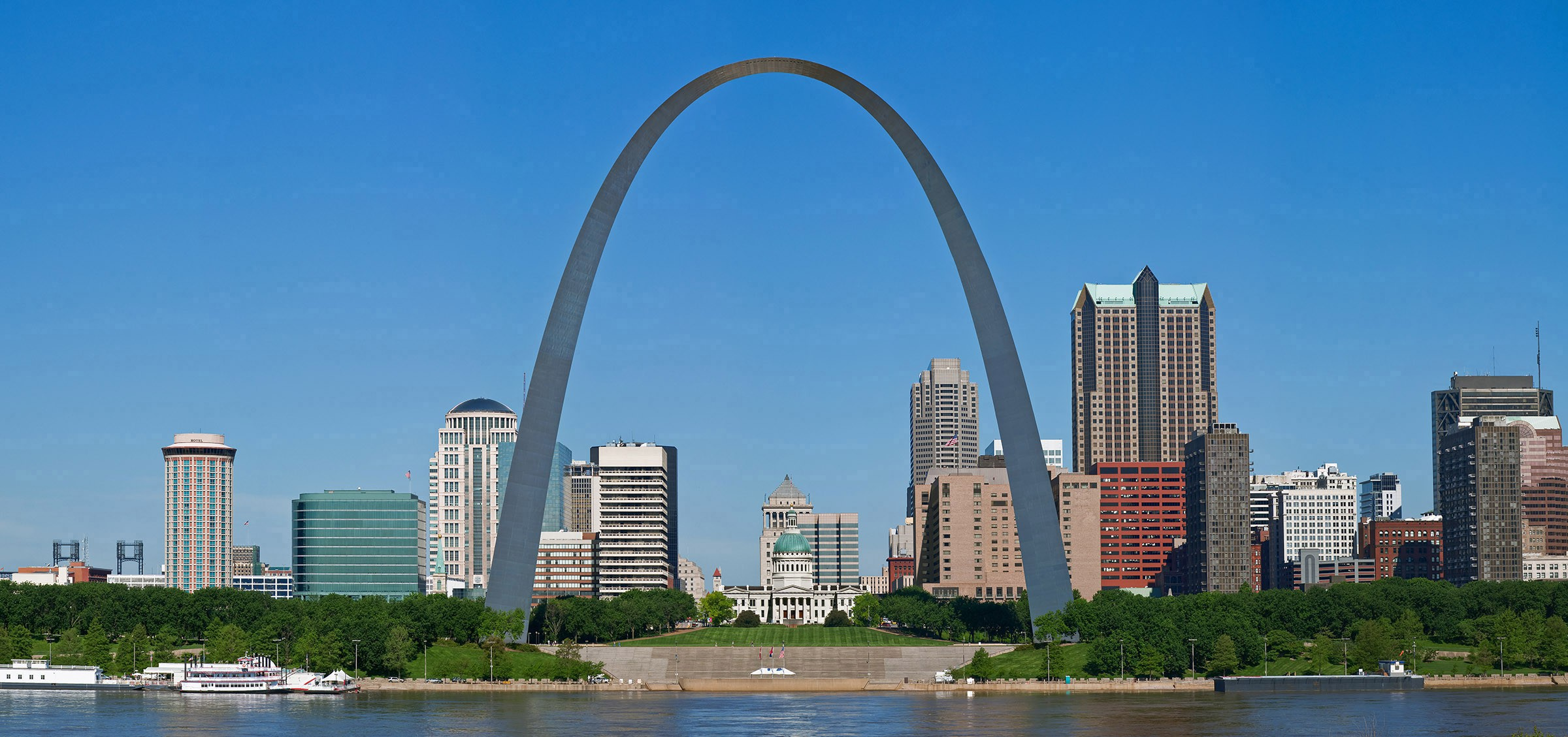St. Louis Gateway to the West Arch