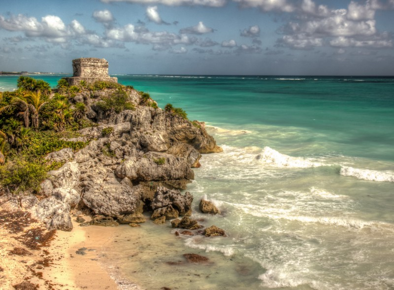 The special island of Cozumel