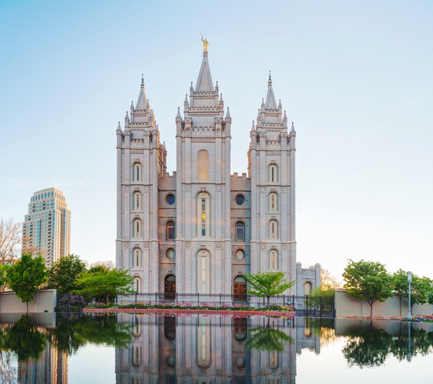 Mormon Church Salt Lake City
