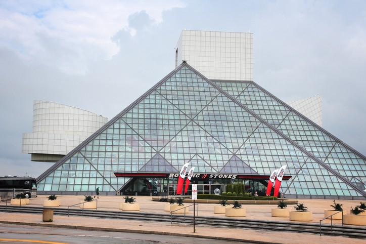 rock and roll museum cleveland