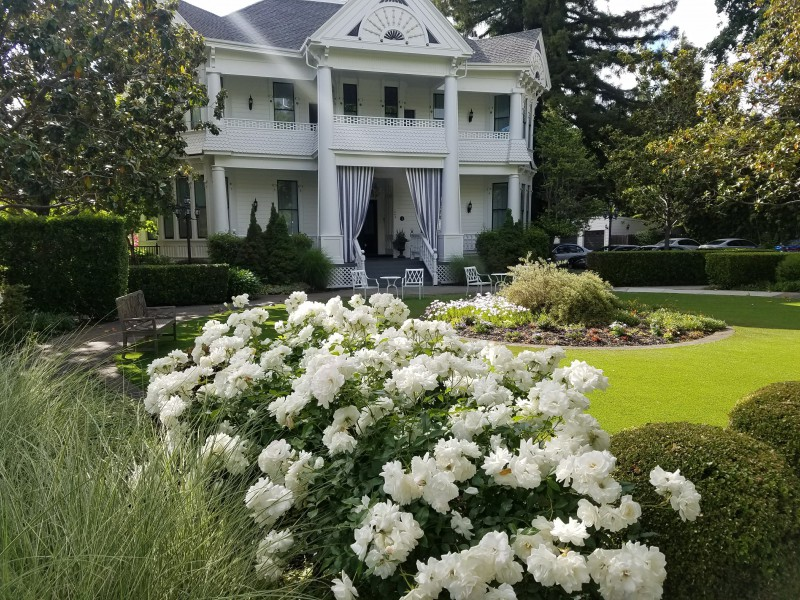 White House Inn, Napa Valley