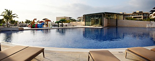 Pool at Royalton Riviera Cancun Resort & Spa