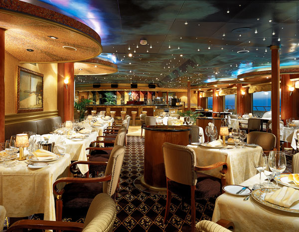 Carnival Conquest The Point Steakhouse
