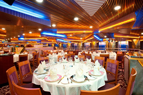Carnival Imagination Pride Dining Room