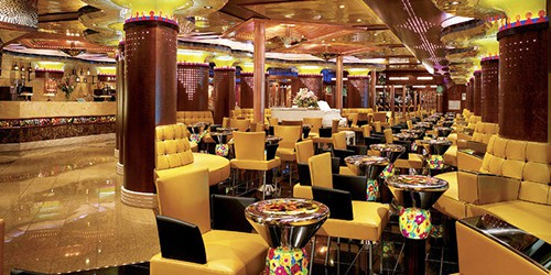 Carnival Paradise Dining Room