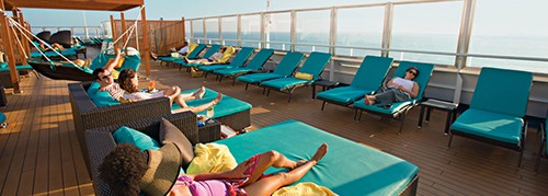Carnival Paradise Serenity Adult-Only Retreat