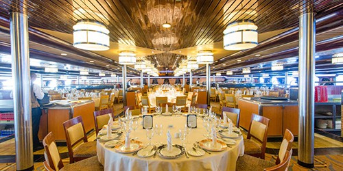 Carnival Sensation Dining Room