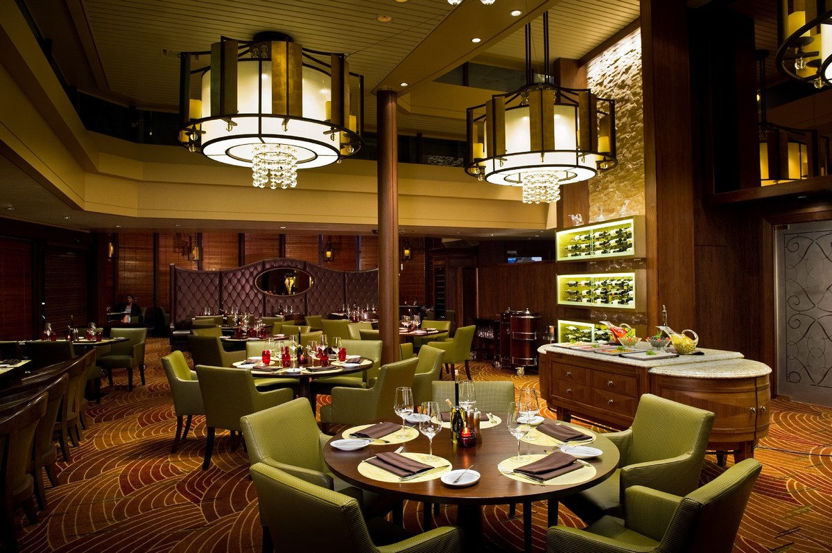 The Tuscan Grille on Celebrity Constellation