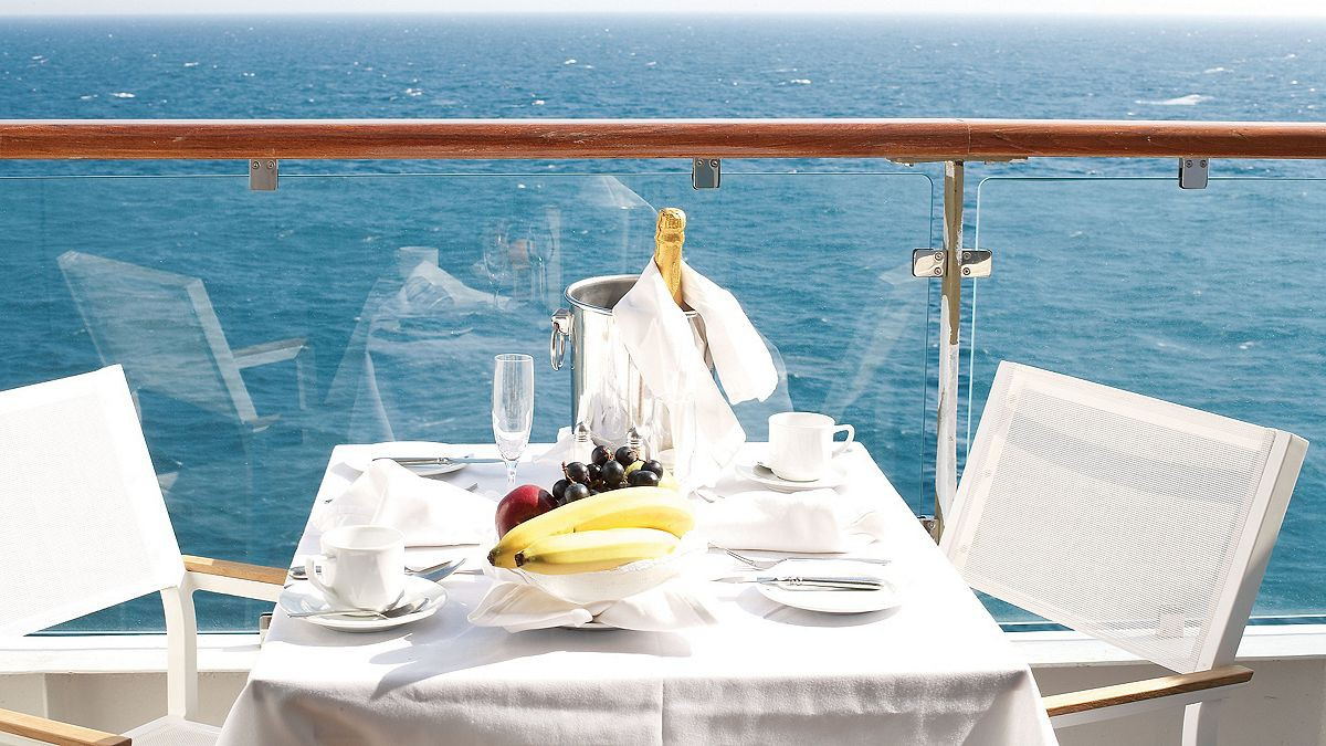 Dining on Celebrity Solstice