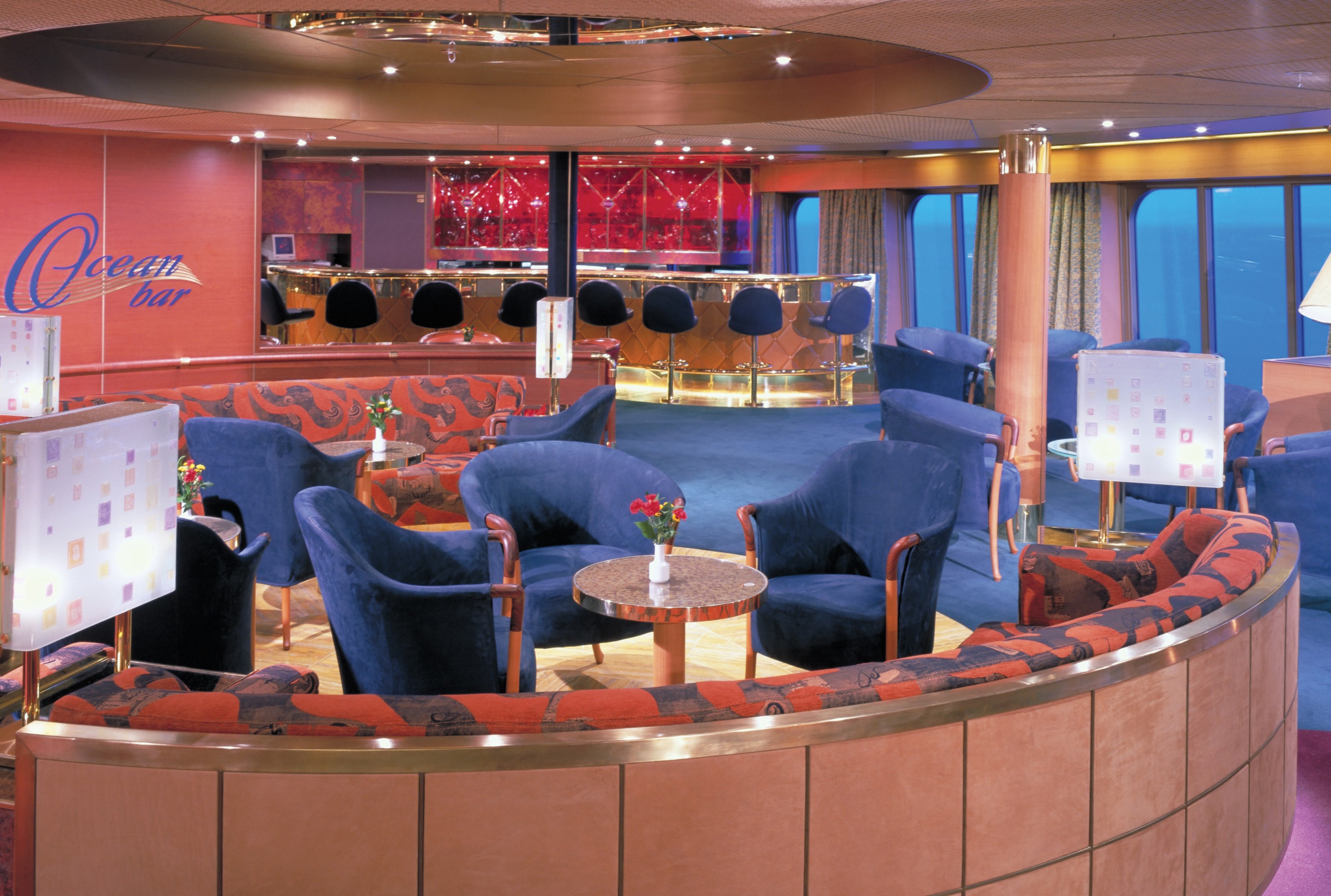 Dining on the MS Amsterdam from Holland America