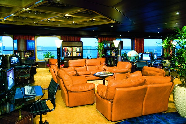 Sailing on the Noordam by Holland America Line