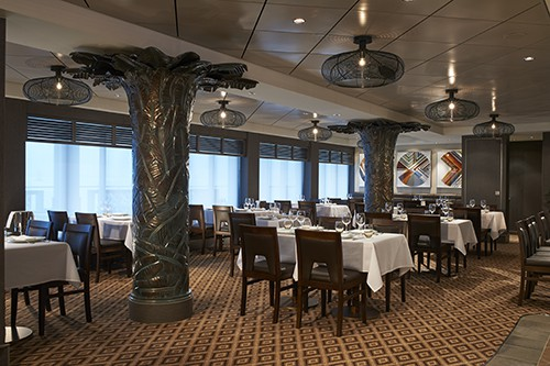 Bayamo Restaurant on Norwegian Escape