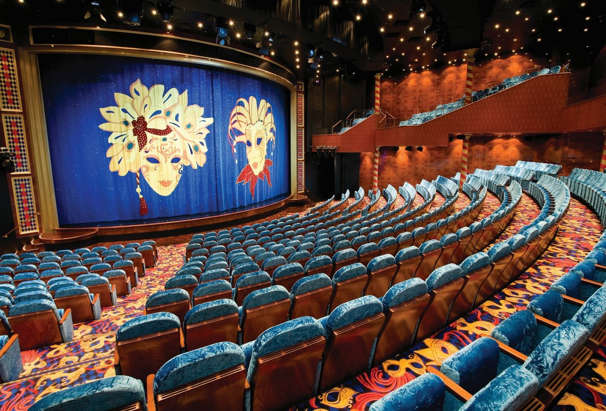 Norwegian Jade Stardust Theater