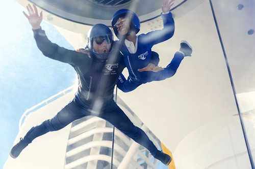 IFLY on Anthem of the Seas