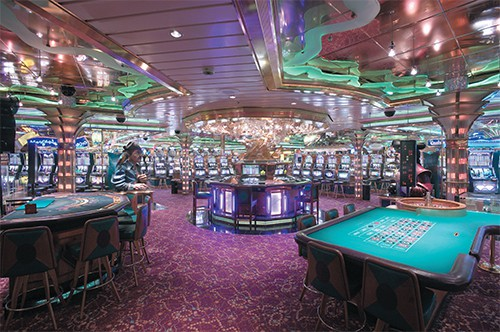 Enchantment of the Seas Casino Royale