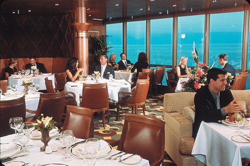Enchantment of the Seas Chops Grille
