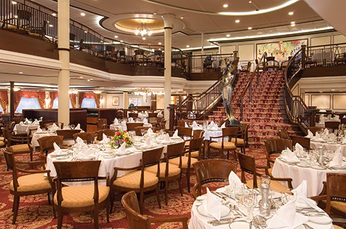 Enchantment of the Seas My Fair Lady Dining Room