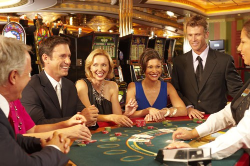 Casino on Liberty of the Seas