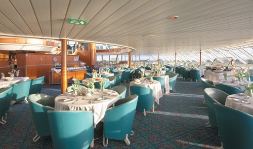 Windjammer Cafe on Majesty of the Seas