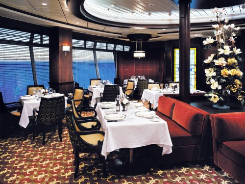 Chops Grille on Navigator of the Seas