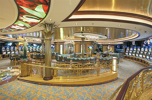 Serenade of the Seas Casino
