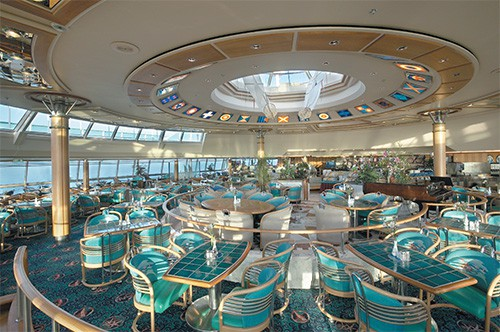 Vision of the Seas Windjammer Cafe