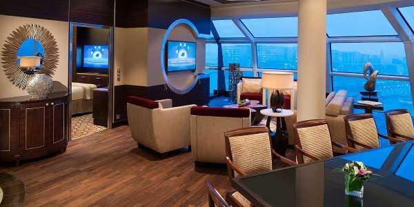Celebrity Equinox Cabin 1102 - Category C2 - Concierge ...