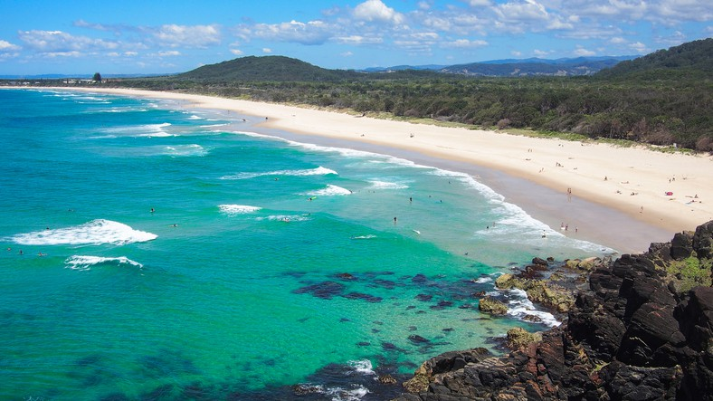 cabarita beach australia vacation